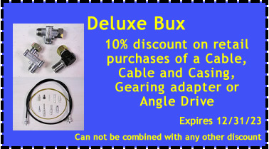 Cable Adapter Coupon